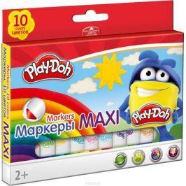 Play-Doh Набор фломастеров Mega Jumbo 10 шт