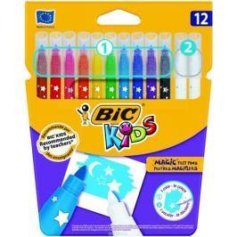 Bic Фломастеры Magic 12 цветов
