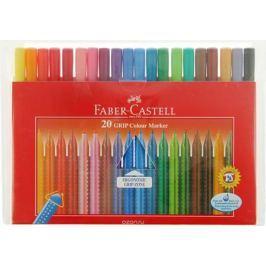 Faber-Castell Набор фломастеров 20 цветов