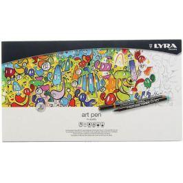 LYRA Набор фломастеров Hi-Quality Art Pen 30 цветов