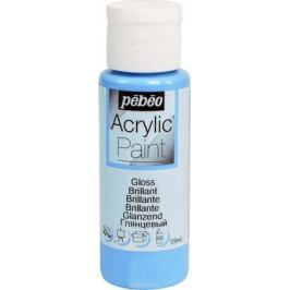 Pebeo Краска акриловая Acrylic Paint глянцевая цвет 097851 синий лавандовый 59 мл
