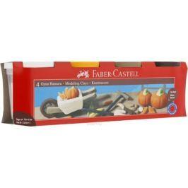 Faber-Castell Пластилин 4 цвета