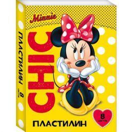 Disney Пластилин Минни 8 цветов